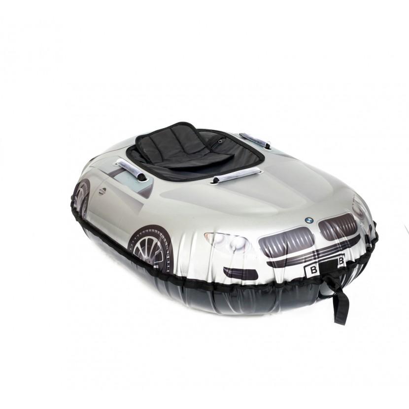 "Тюбинг ""Silver car"""