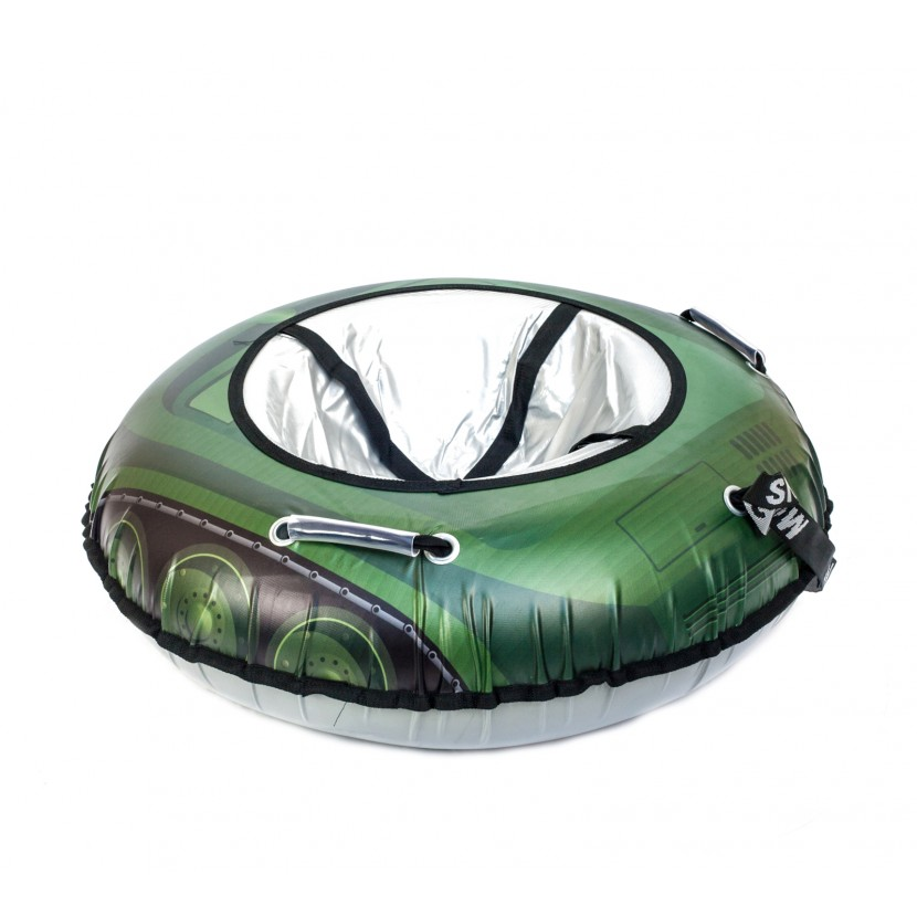 "Тюбинг ""Green tank"""