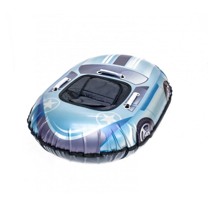 "Тюбинг ""Blue car"""