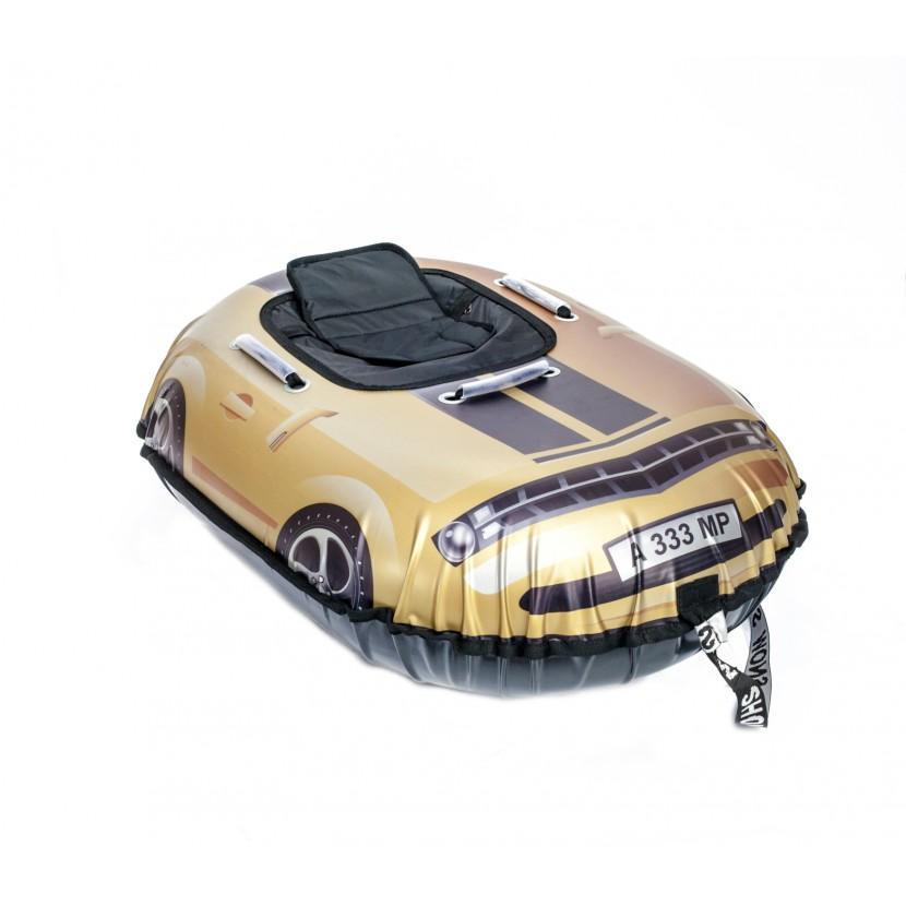 "Тюбинг ""Gold car"""