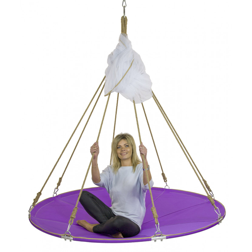 Подвесной гамак-кровать Аметист
